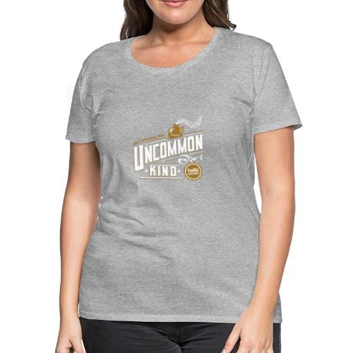 UK White - Women's Premium T-Shirt
