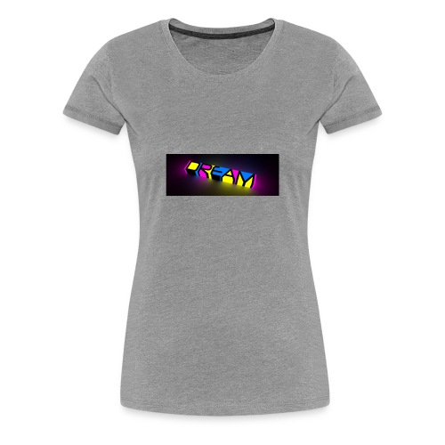 dream color neon - Women's Premium T-Shirt