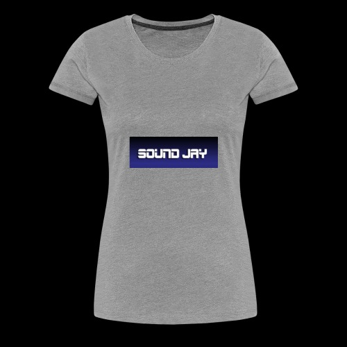 sound jay merch - Women's Premium T-Shirt