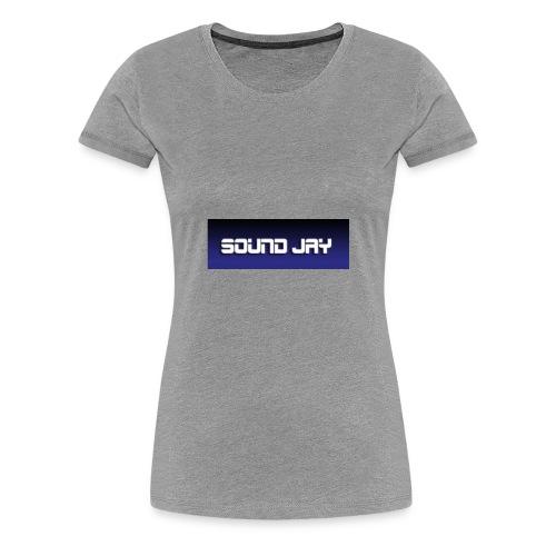 soundjay - Women's Premium T-Shirt