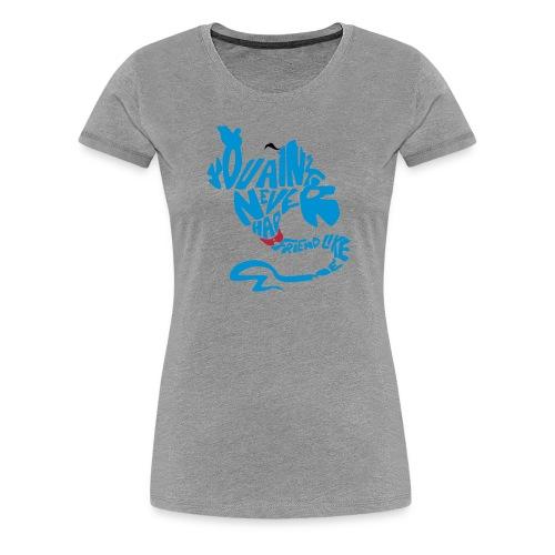 friendlikeme - Women's Premium T-Shirt