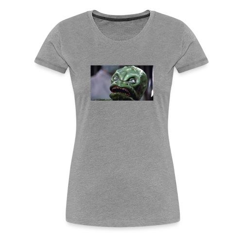Lizard baby from Z - Women's Premium T-Shirt