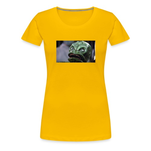 Lizard baby from Z - Women's Premium T-Shirt