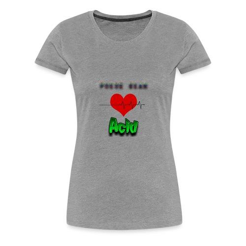 New Acid Design - Women's Premium T-Shirt