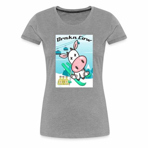 drunkencowski - Women's Premium T-Shirt