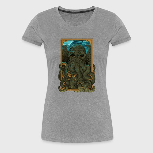 AnswerThe Call of Cthulhu - Women's Premium T-Shirt