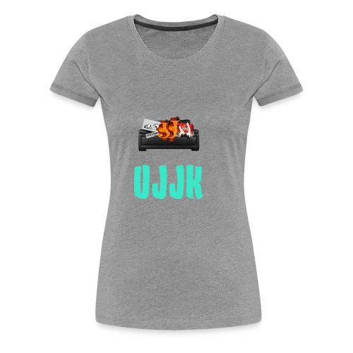 UJJK Merch - Women's Premium T-Shirt