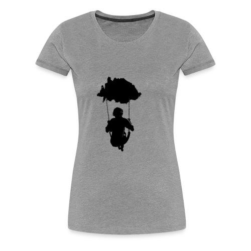 Road To no where - Women's Premium T-Shirt