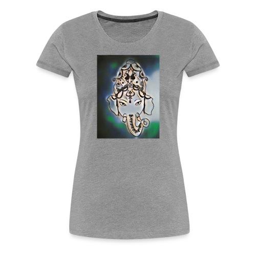 India henna dark - Women's Premium T-Shirt