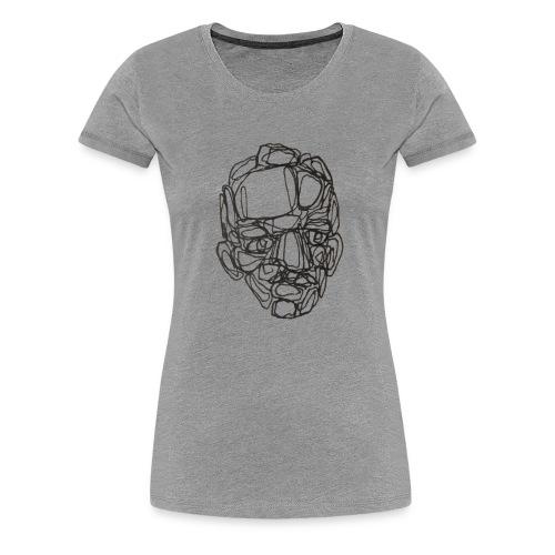 old boy - Women's Premium T-Shirt