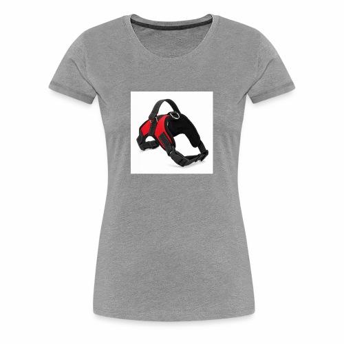 HANTAJANSS New Large Dog Harness Vest 3 Colors Pro - Women's Premium T-Shirt