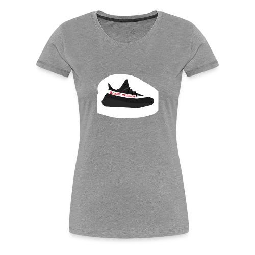 Blaze yezzy - Women's Premium T-Shirt
