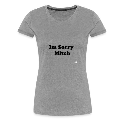 mitch - Women's Premium T-Shirt
