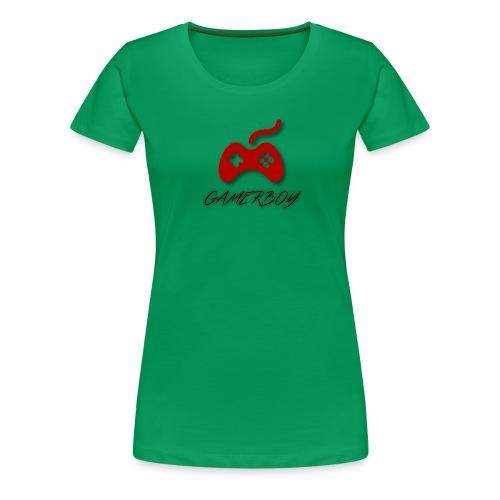 Gamerboy - Women's Premium T-Shirt