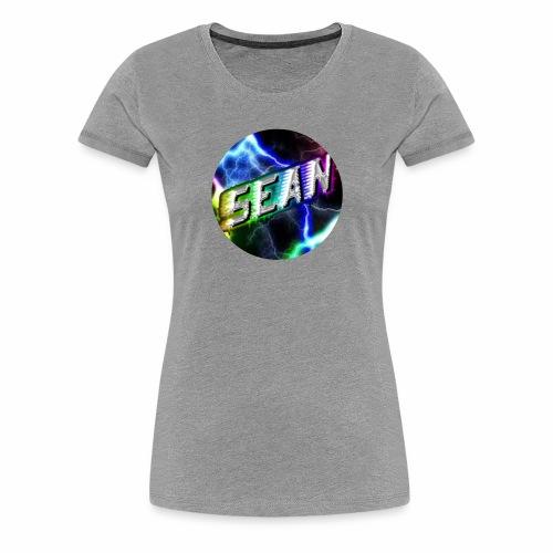 Sean Morabito YouTube Logo - Women's Premium T-Shirt
