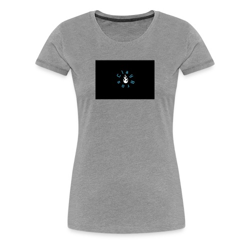 PicMonkey Sample - Women's Premium T-Shirt