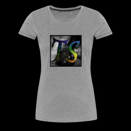 TS logo - Women's Premium T-Shirt
