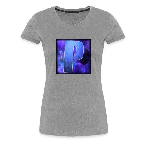 p - Women's Premium T-Shirt