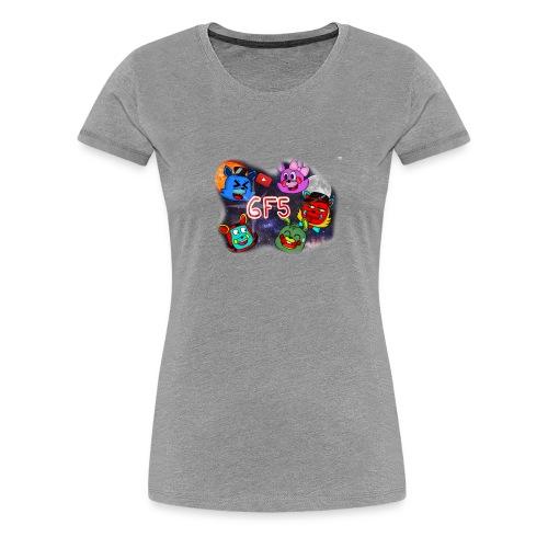 GamenFriends - Women's Premium T-Shirt