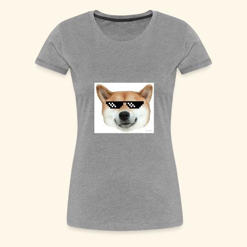 DOG THUG - Women's Premium T-Shirt