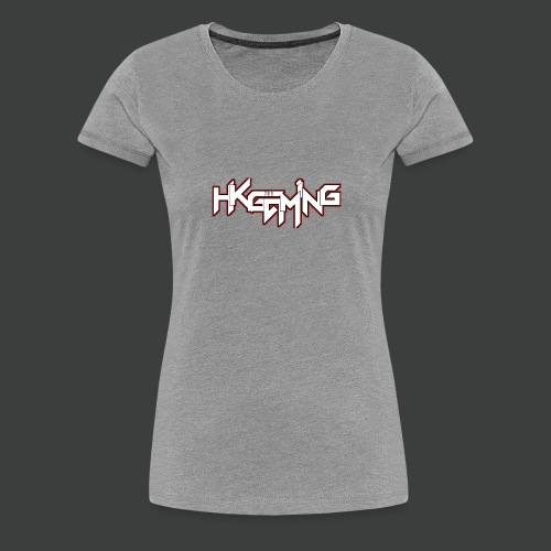 HK Clothing collection - Women's Premium T-Shirt