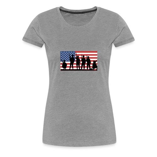 C6C93A63 545E 40FE BFB5 42370B6D303B - Women's Premium T-Shirt