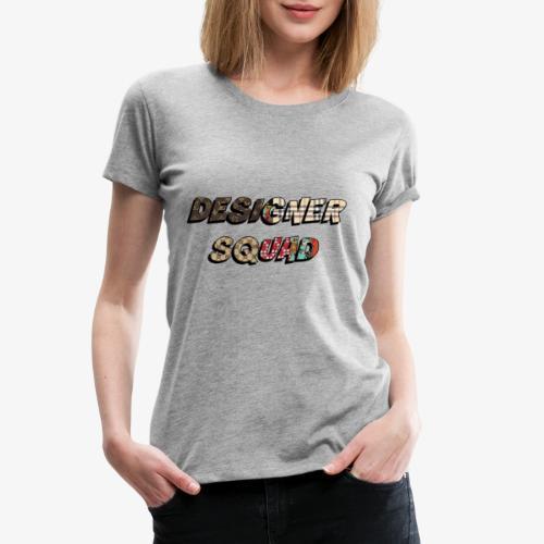 dk squad - Women's Premium T-Shirt