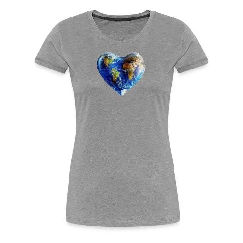 Have a heart - Women's Premium T-Shirt