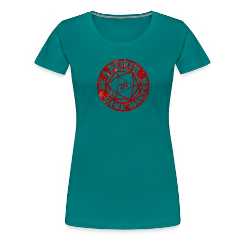 BaBGM Logo (Red) - Women's Premium T-Shirt