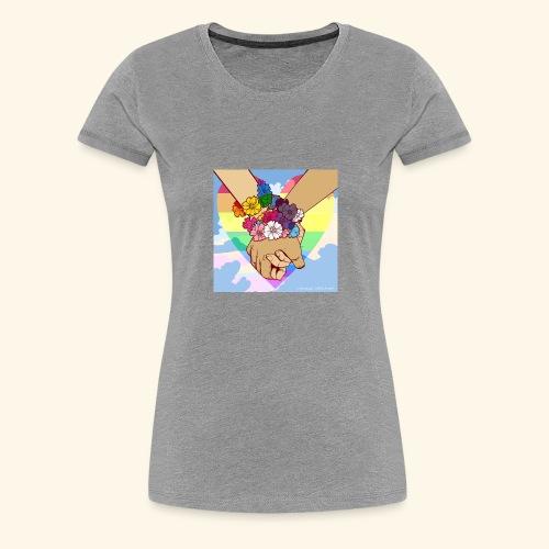 LGBTQ - Women's Premium T-Shirt