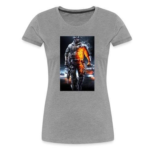 Cod fan - Women's Premium T-Shirt