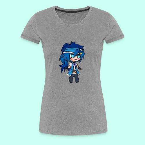 Gacha Life Oc 2 - Women's Premium T-Shirt