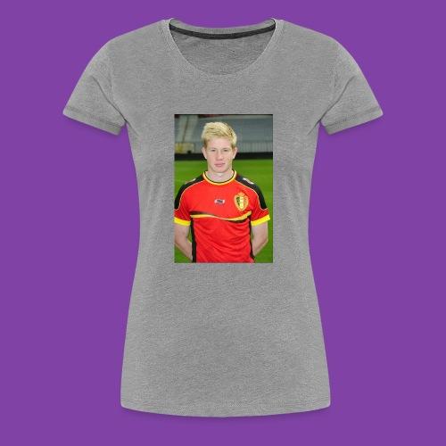 738e0d3ff1cb7c52dd7ce39d8d1b8d72_without_ozil - Women's Premium T-Shirt