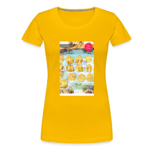 Best seller bake sale! - Women's Premium T-Shirt