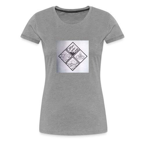 lifestyle - Women's Premium T-Shirt