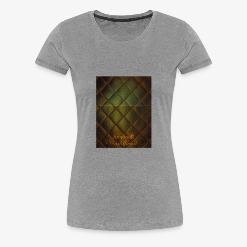 JumondR The goldprint - Women's Premium T-Shirt