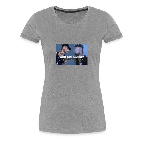 1475607142 6c4458de23d2a7788763e9d4d4b89455 - Women's Premium T-Shirt