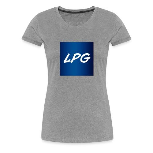 LiamPlaysGames SHOP - Women's Premium T-Shirt