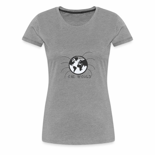 Sodena Collection - Women's Premium T-Shirt