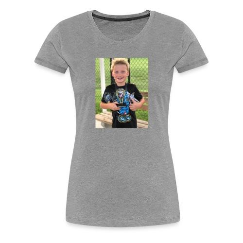 Jack swim shirt - Women's Premium T-Shirt