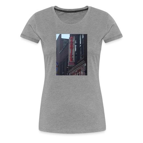 nashville - Women's Premium T-Shirt