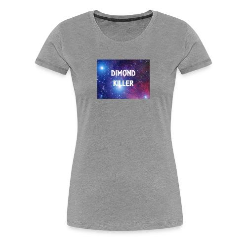 DIOMOND KILLERS MERCH - Women's Premium T-Shirt
