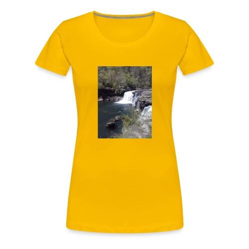 LRC waterfall - Women's Premium T-Shirt