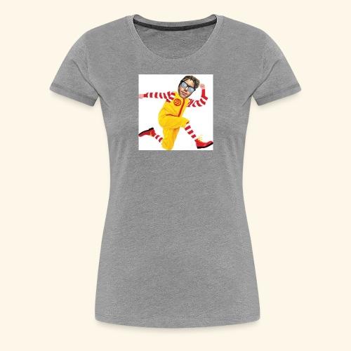 Mc Donald Sean dude - Women's Premium T-Shirt