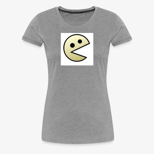 pac man - Women's Premium T-Shirt
