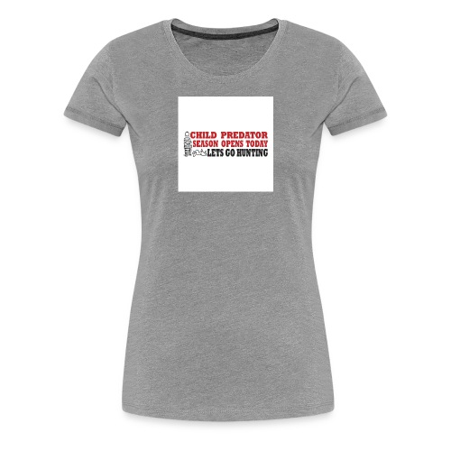 Darwin child pred t SHIRTS - Women's Premium T-Shirt