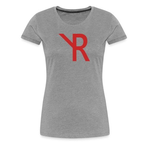 YR Logo - Women's Premium T-Shirt
