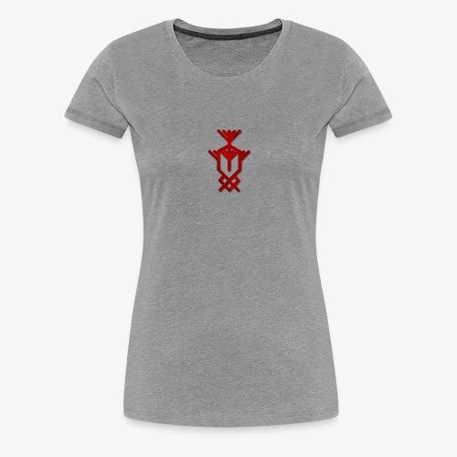 F*** off Runestave - Women's Premium T-Shirt