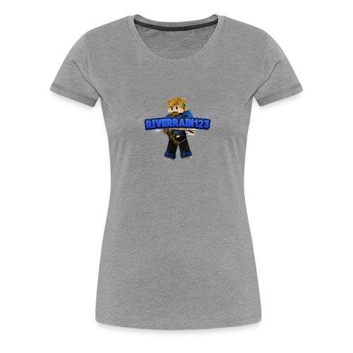 Riverrain123 - Women's Premium T-Shirt