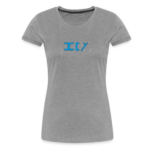 Icy - Women's Premium T-Shirt